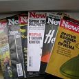 Отдается в дар 7 журналов «Русский Newsweek»
