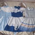 Отдается в дар платья на девочку рост прим 110-120