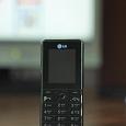 Отдается в дар Сотовый телефон LG KG320 в коллекцию