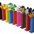 Отдается в дар игрушки-дозаторы конфет PEZ (ПЕЦ)