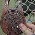 Отдается в дар Замок для ключей