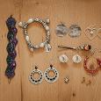 Отдается в дар Украшения: серьги, браслеты, подвески