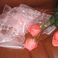 Отдается в дар Шарфик розовый