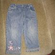 Отдается в дар джинсики на 1.5-2 годика
