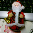 Отдается в дар Елочная игрушка Дед Мороз