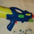 Отдается в дар Пистолет водяной