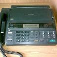 Отдается в дар Телефон-факс Рanasonic,
