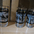 Отдается в дар Три стакана