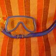 Отдается в дар маска для подводного плавания