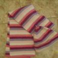 Отдается в дар шапка+шарф