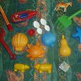 Отдается в дар игрушки для песочницы