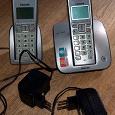 Отдается в дар Два телефона Philips CD230
