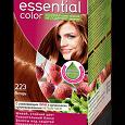 Отдается в дар Краска для волос Essential colour от Schwarzkopf