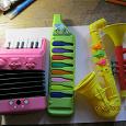 Отдается в дар Музыкальные инструменты