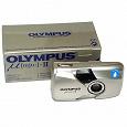 Отдается в дар Фотоаппарат OLYMPUS µ[mju:]-II ZOOM 80