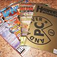 Отдается в дар Старенькие игровые журналы 2004-2007 + постер Neverwinter Nights 2/Warhammer