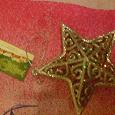 Отдается в дар Новогодняя звезда