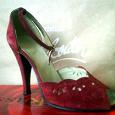 Отдается в дар Туфли женские размер 36,5