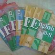 Отдается в дар Рабочие тетради для изучения английского языка