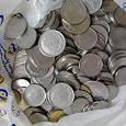 Отдается в дар Монетки недавнего прошлого