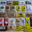 Отдается в дар сахар в пакетиках для коллекции