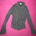 Отдается в дар Рубашка стрейч размер 42-44