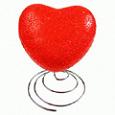Отдается в дар ночник в виде сердца