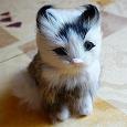 Отдается в дар Фигурка котика