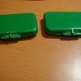Отдается в дар Маленькие зеленые коробочки