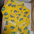 Отдается в дар пижама детская на 2-3 года