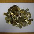 Отдается в дар Мелочь (монеты)
