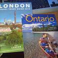 Отдается в дар журнал-путеводитель по ЛОНДОНУ и Онтарио