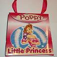 Отдается в дар блокнот «маленькая принцесса»