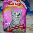 Отдается в дар TomCat корм для кошек