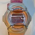 Отдается в дар часы спортивные женские Casio Baby G