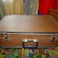 Отдается в дар Старый чемодан