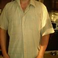 Отдается в дар мужские рубашки размер 50-52