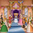 Отдается в дар Диск для девочек «Принцесса и нищенка»