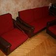 Отдается в дар Диван и два кресла (гарнитур)