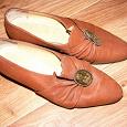 Отдается в дар Винтажные туфли. Италия. 1970-е