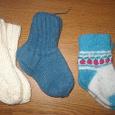 Отдается в дар носочки и варежки