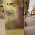 Отдается в дар Туалетная вода Higher Energy, Dior 100мл.
