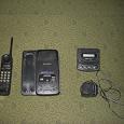 Отдается в дар Радиотелефон Panasonic KX-TCM438BX