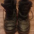 Отдается в дар Осенне-зимние ботинки для подростка или на небольшую мужскую ногу, р.39-40