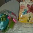 Отдается в дар Набор для рукоделия (для девочек) «Цветы из лент»
