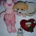 Отдается в дар Мягкие игрушки — сувениры