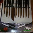 Отдается в дар Набор кухонных ножей