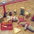 Отдается в дар Красивые сувениры и игрушки и один Киндер!
