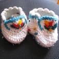 Отдается в дар пинеточки-ботиночки детские