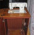 Отдается в дар Швейная машинка «Подольск 142»